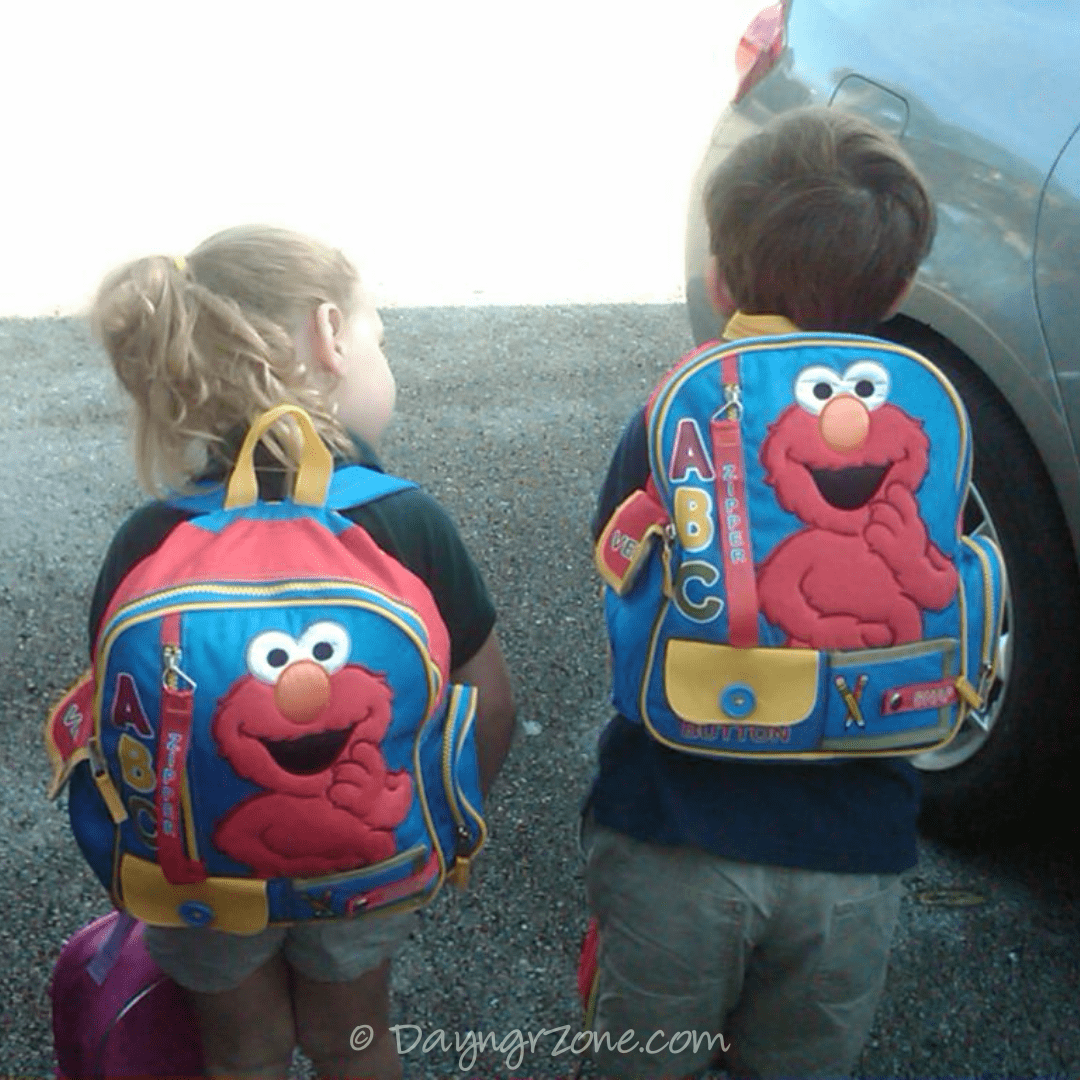 first day of school, first day of preschool