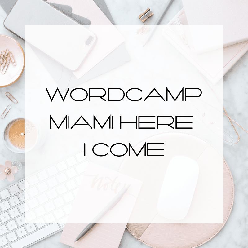 Wordcamp, Word Camp, Wordcamp miami 2011