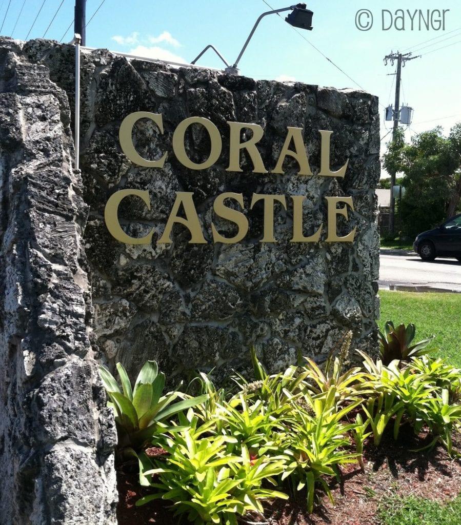 Coral Castle, Coral Castle Miami, Coral Castle Museum