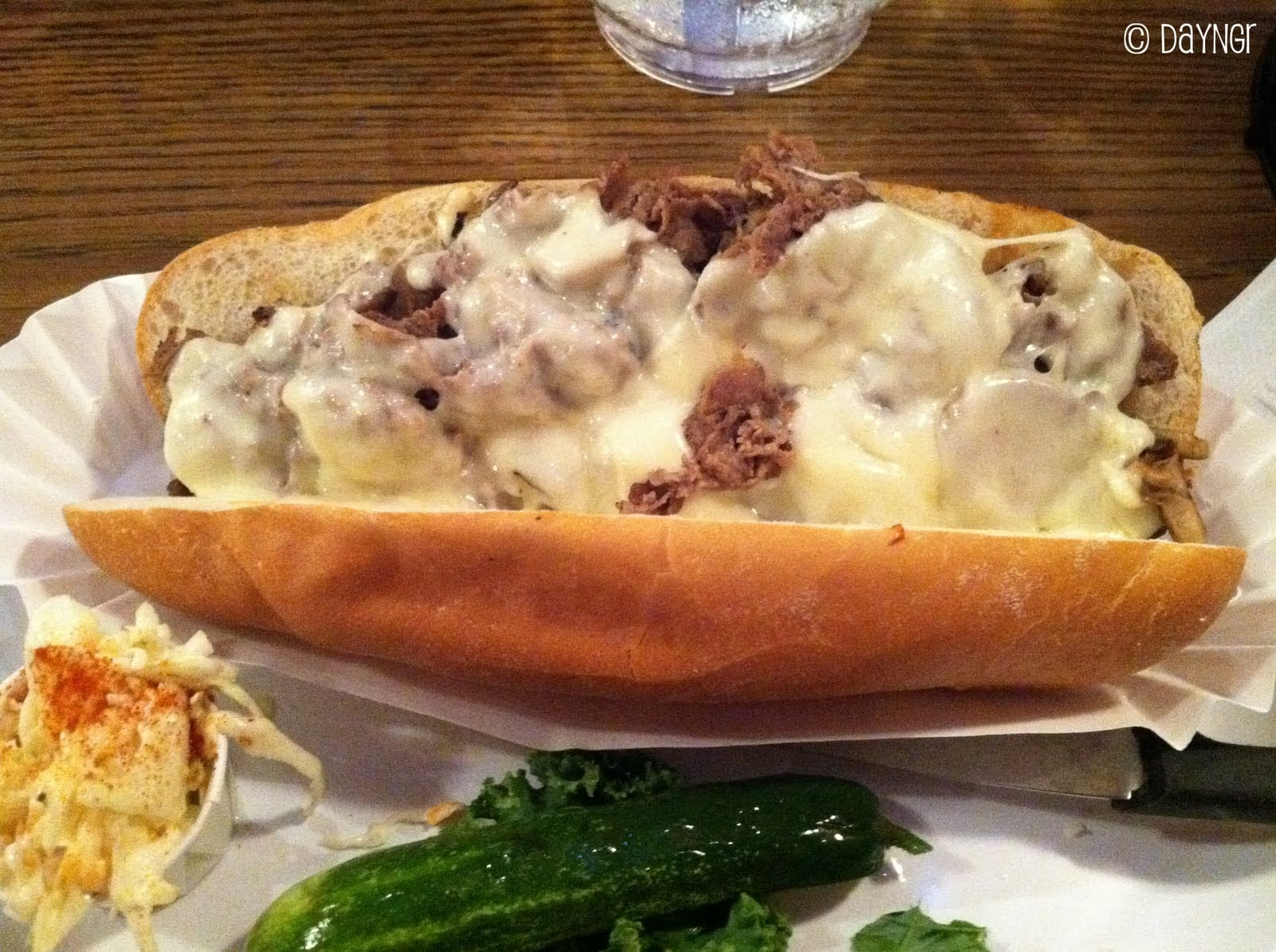 Jaxsons Cheese Steak
