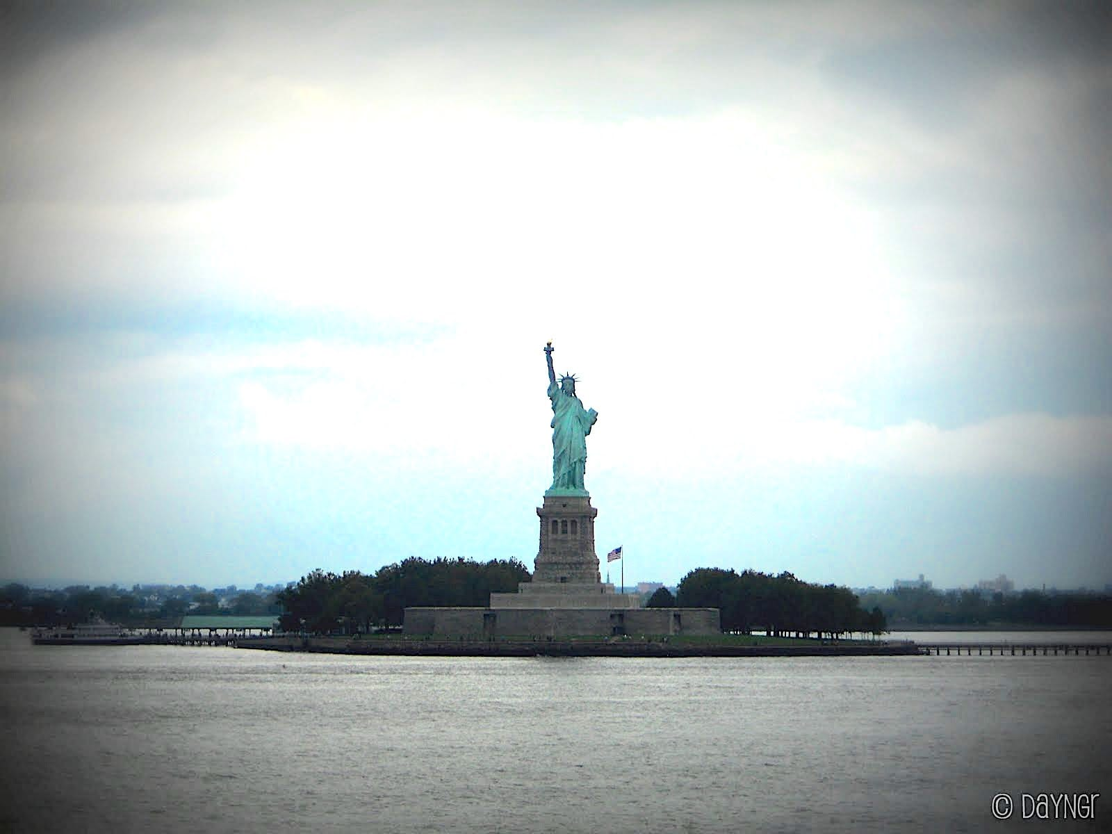 New York Visit, Statue of Liberty