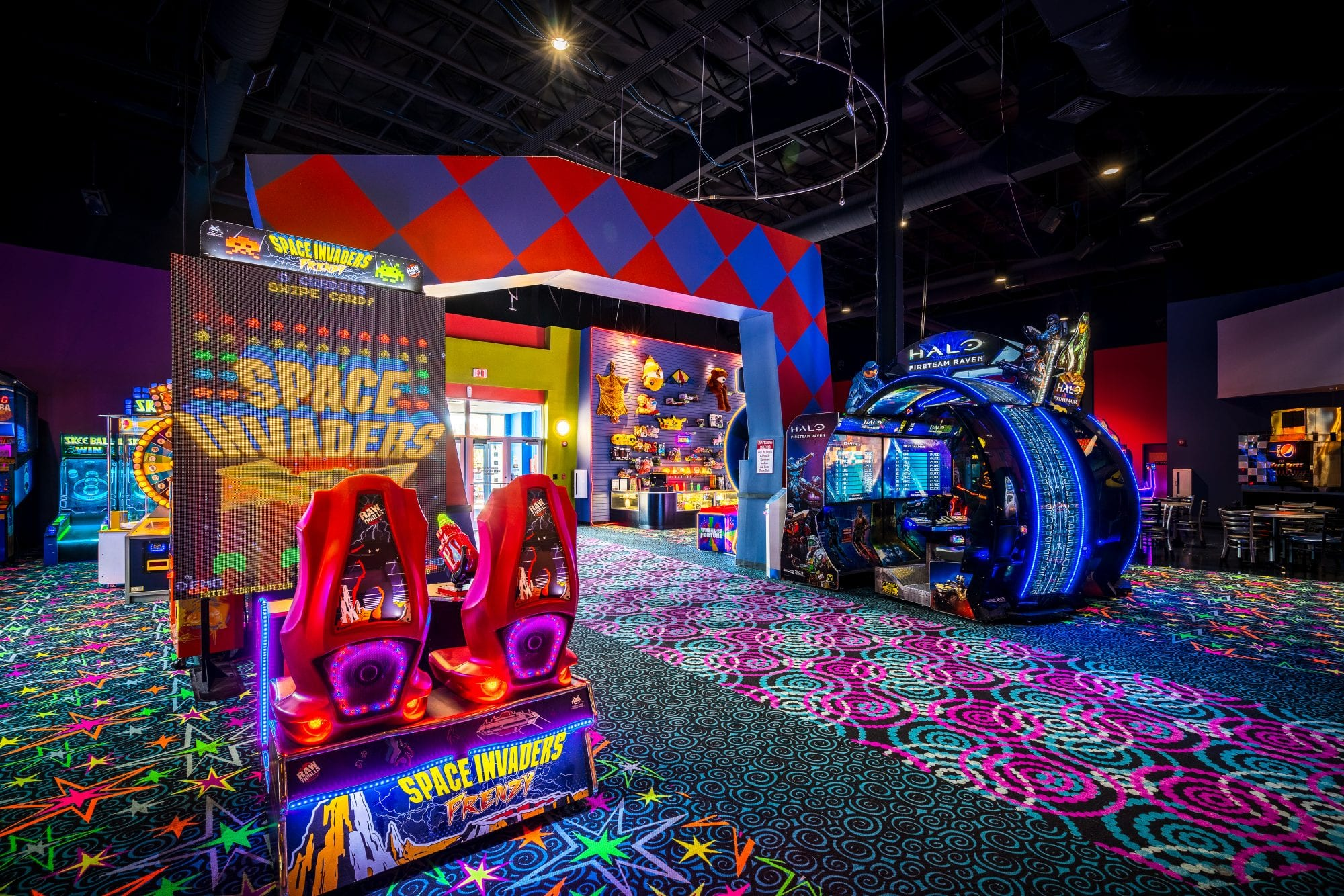 MacDaddy's - Family Fun on the Crystal Coast, arcade