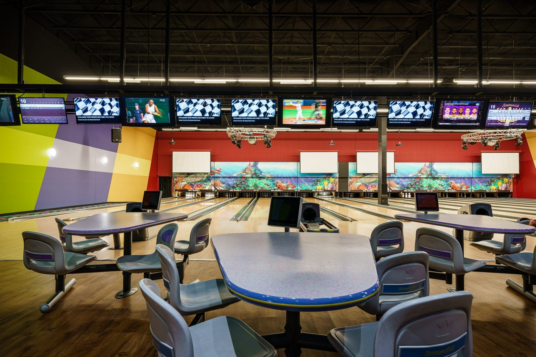 Family fun, crystal coast bowling
