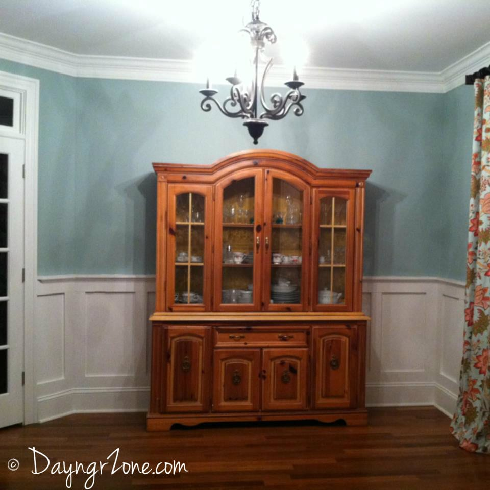 Dining Room and China Cabinet