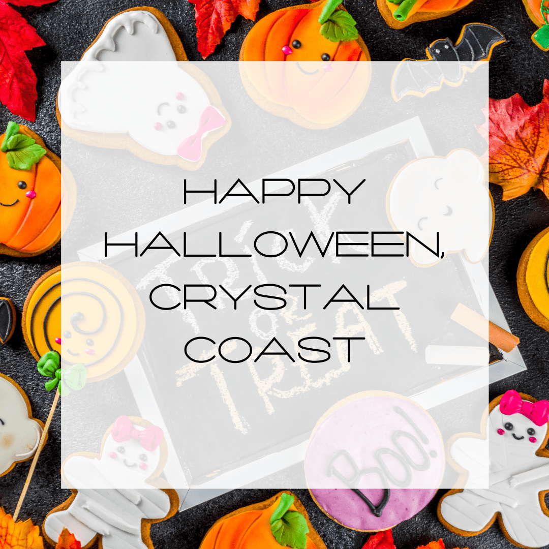 Halloween Crystal Coast