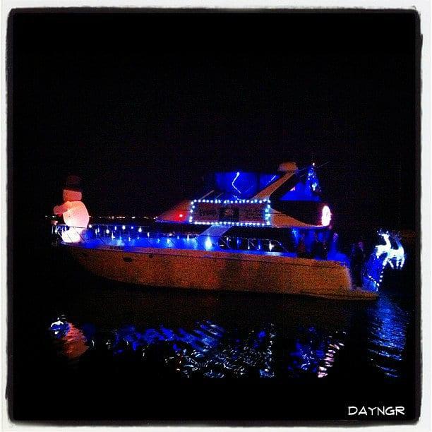 Morehead City Christmas Flotilla