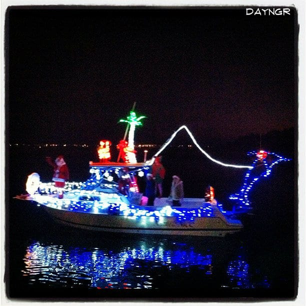 Morehead City Christmas Flotilla