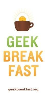 Geek Breakfast Logo