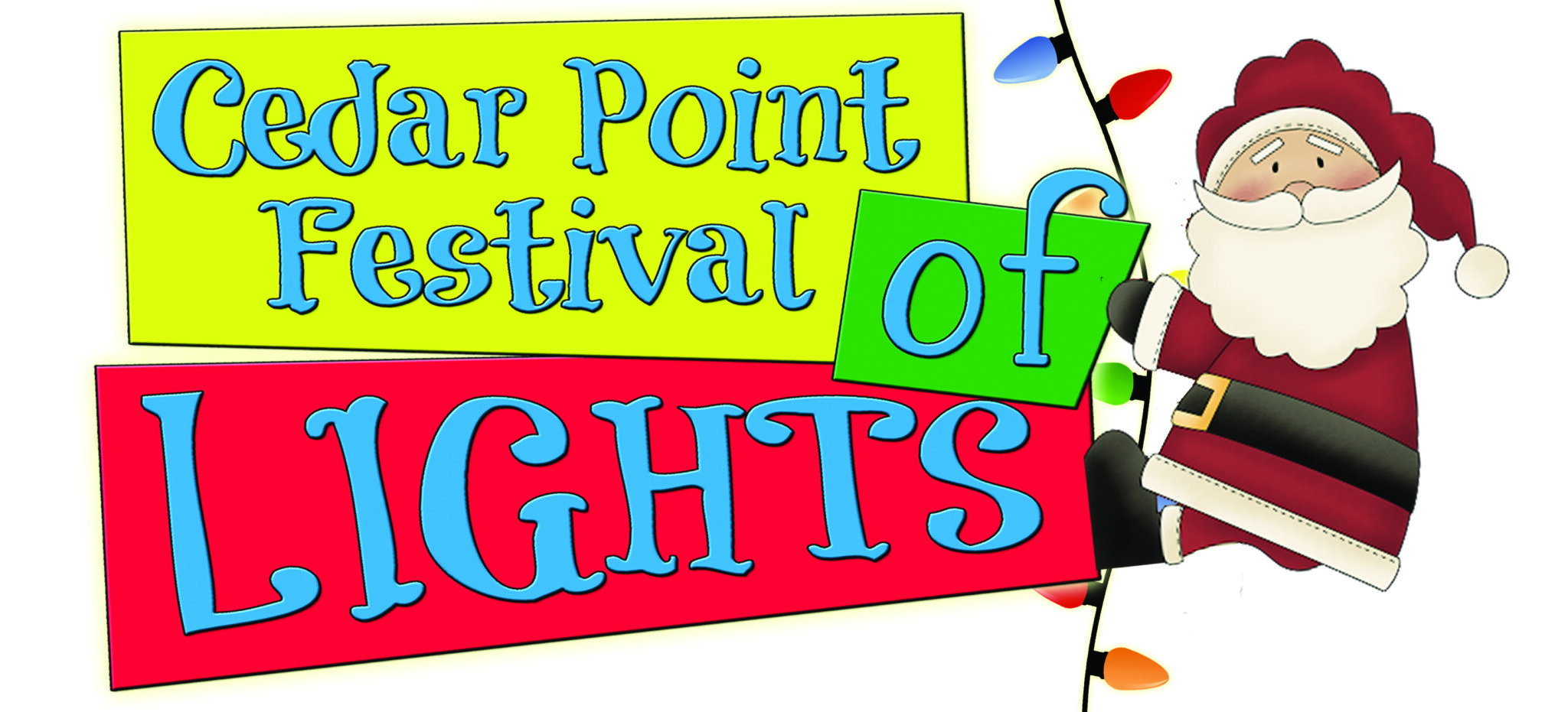 Cedar Point Festival of Lights