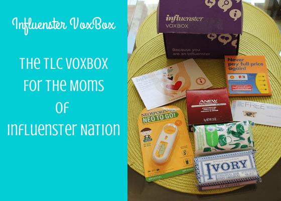 Pic of the Influenster Vox Box