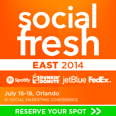 social fresh east logo