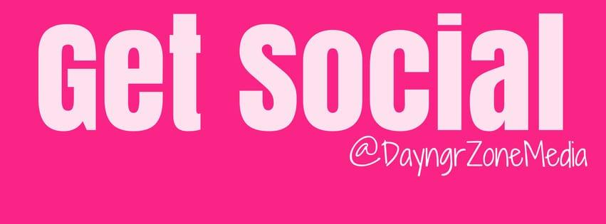 Get Social Banner