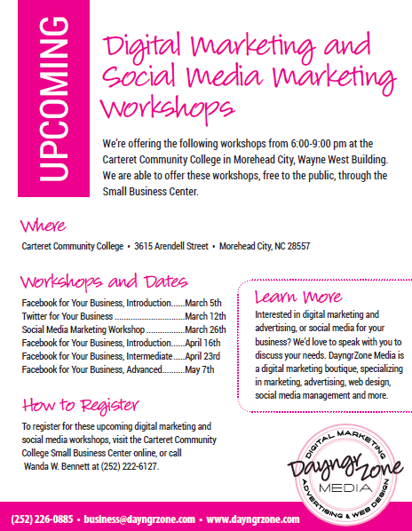 Digital-Marketing-Workshops