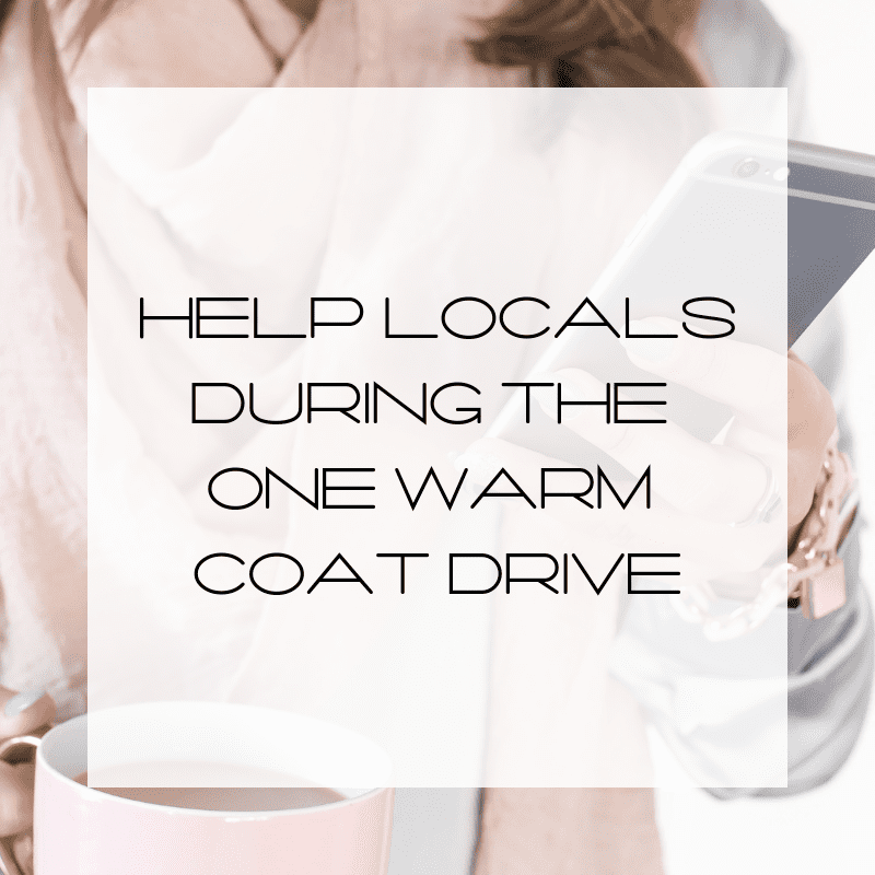 One Warm Coat Drive for Carteret County, Coats for Carteret County Locals