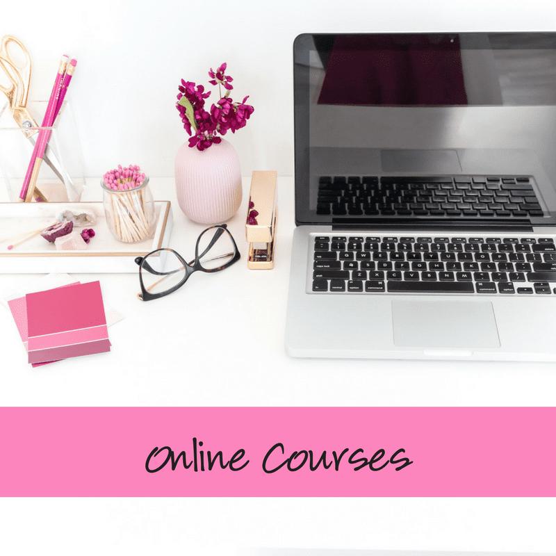 Online Courses, Courses