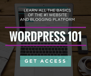WordPress 101, Learn WordPress