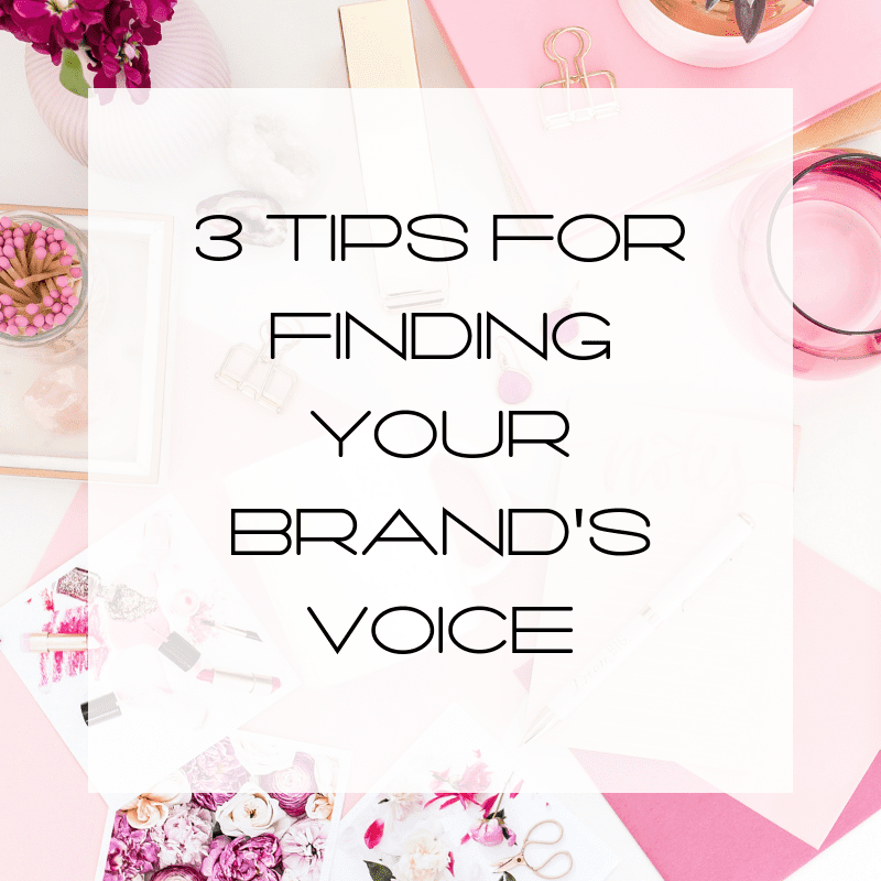3 tips for finding your brand's voice, tips for finding your brand's voice, finding your brand's voice
