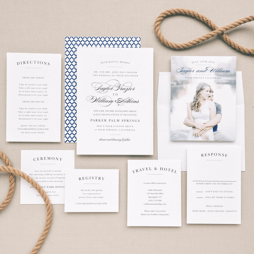 Wedding invitations, basic invite wedding invitations. simple but elegant wedding invitations