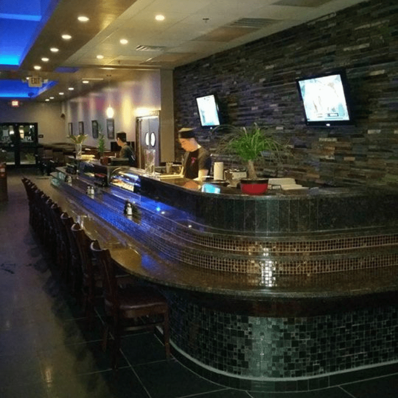 Nu Asian Bistro in Jacksonville NC