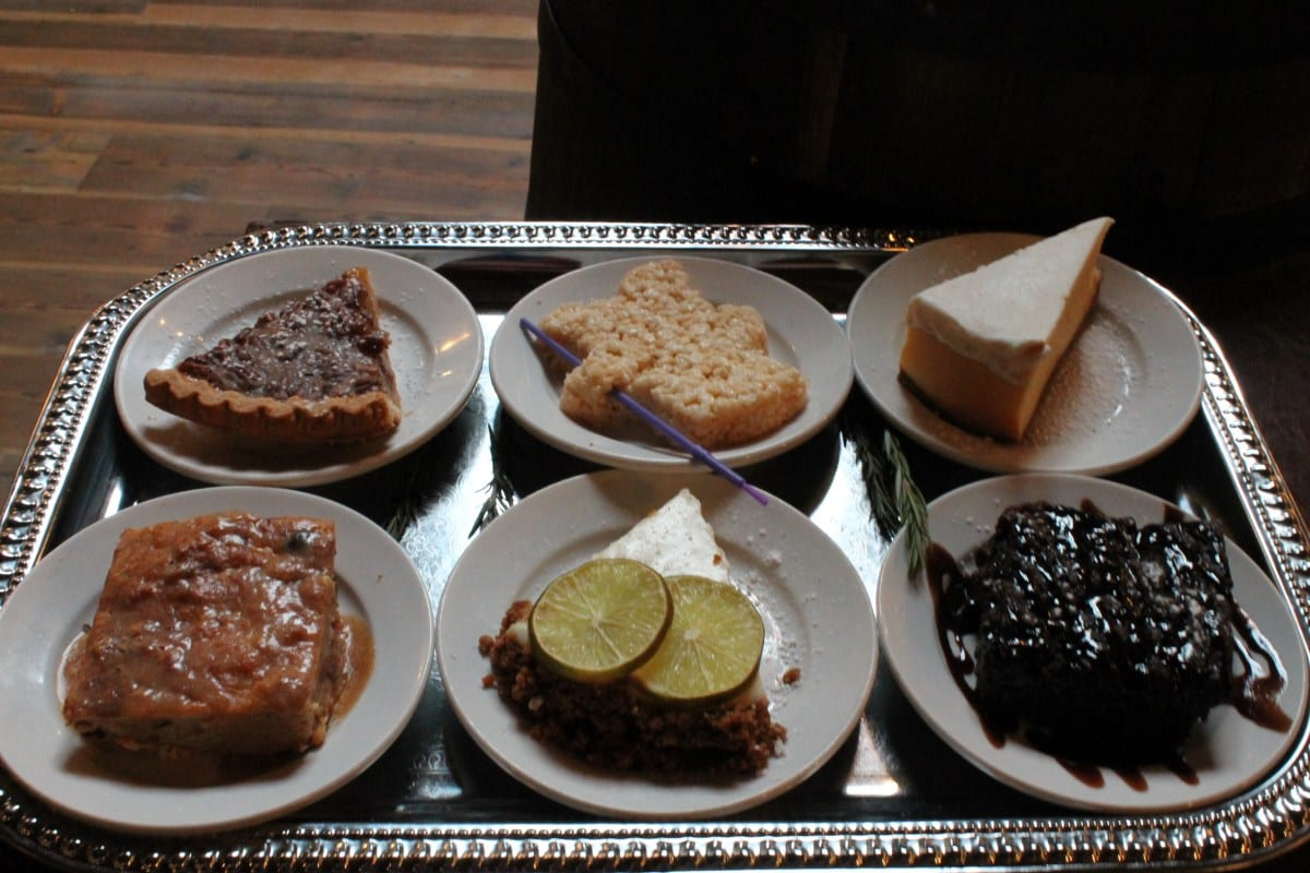 Morgan's Tavern Desserts