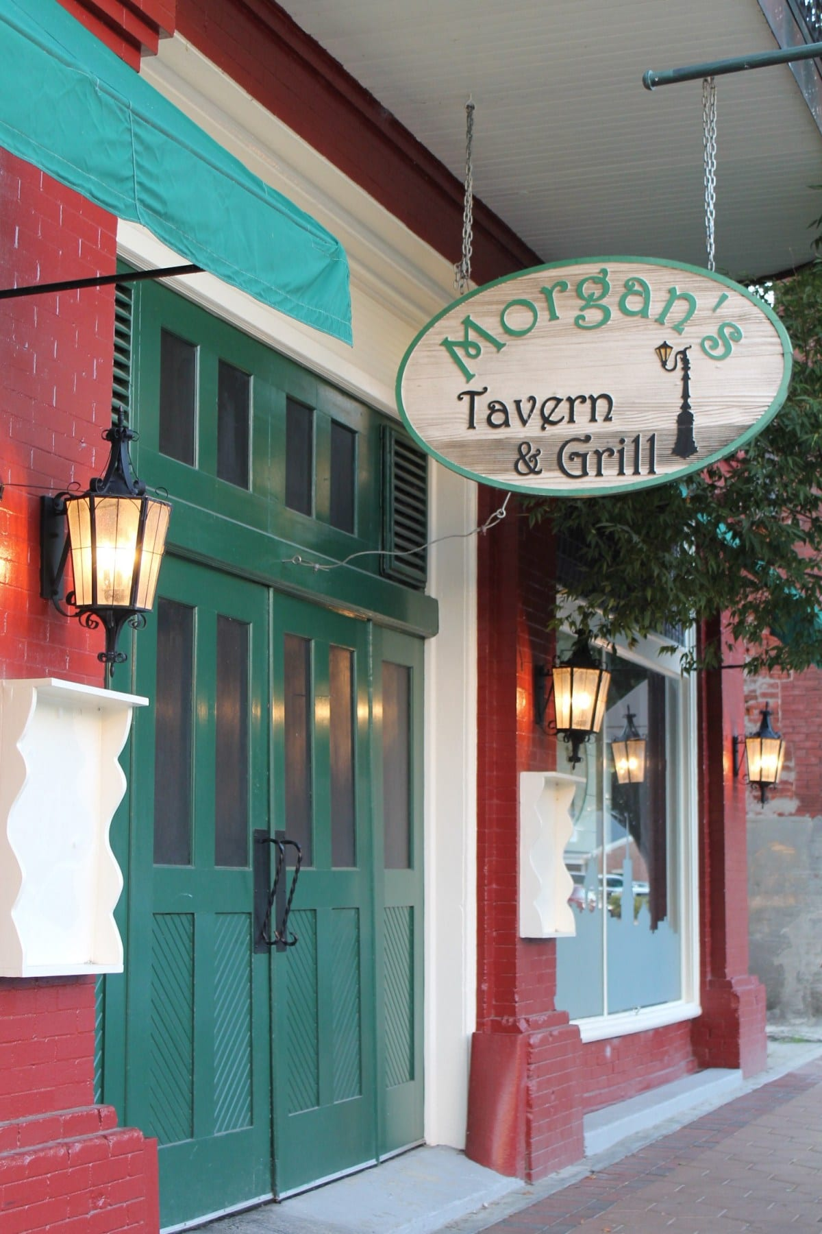New Bern restaurant, Morgan's Tavern, Morga's Tavern and Grill in New Bern