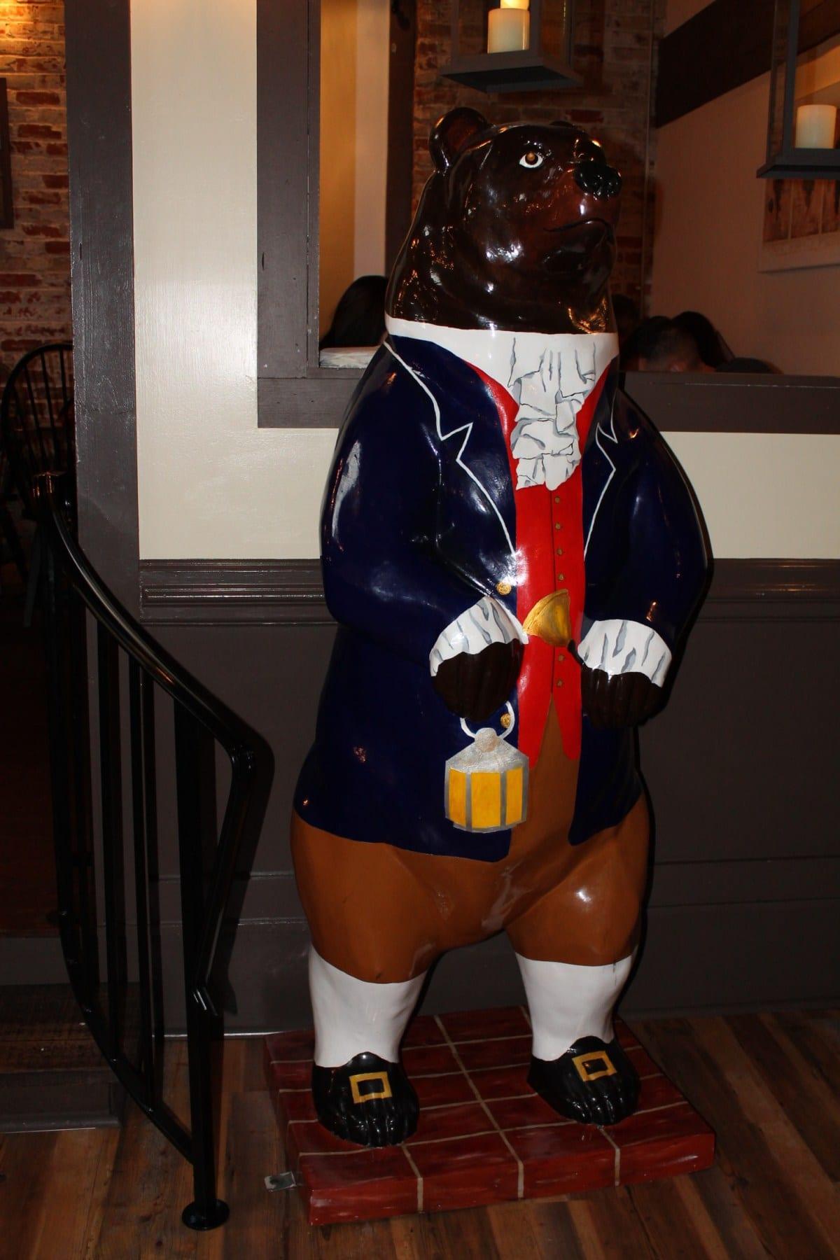 Bear at Morgan's Tavern and Grill